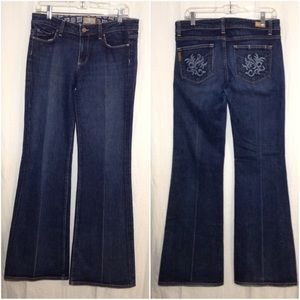Women's Sz 30 Paige Robertson Premium Denim Jeans